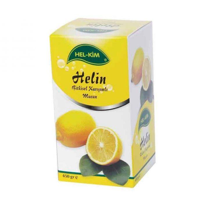 Form Limon Aromalı Bitkisel Karışımlı Macun