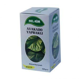 Avakado Yapraklı Bitkisel Karışımlı Macun