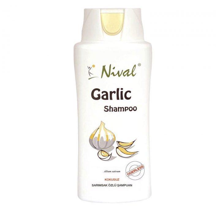 Nival Sarımsak Şampuanı