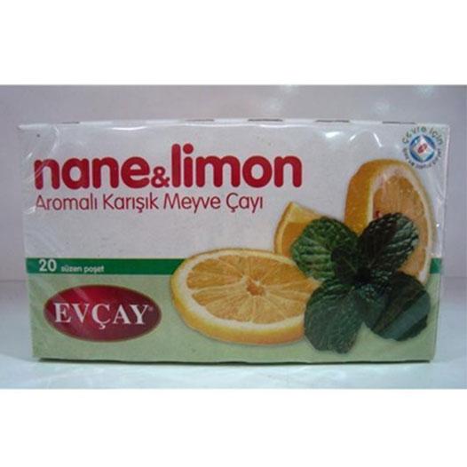 Nane Limon Bitki Çayı