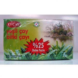 Yeşilçay Bitki Çayı