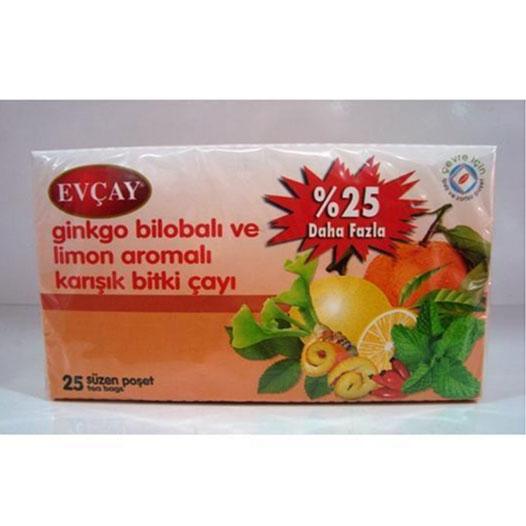 Gingko Biloba Bitki Çayı