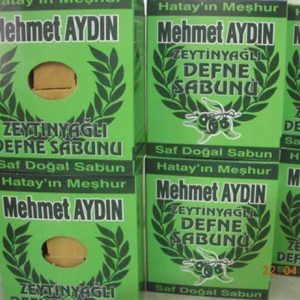 Mehmet Aydın Defneli Sabun