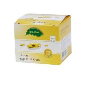 H5 Limon Yağı Özlü Krem